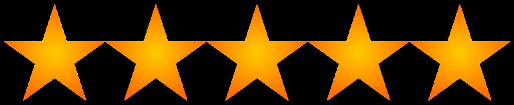Bewertung in Sternen