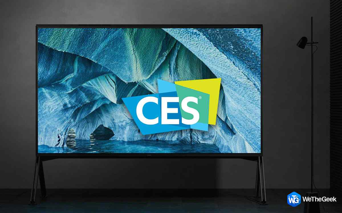 Sony at CES 2019: From 8K TV to Everything Else