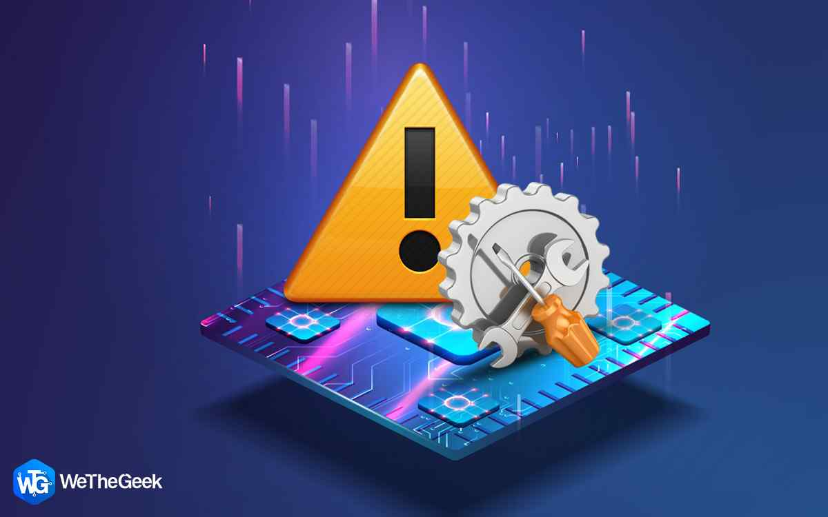 How To Fix Driver Digitally Not Signed Error?