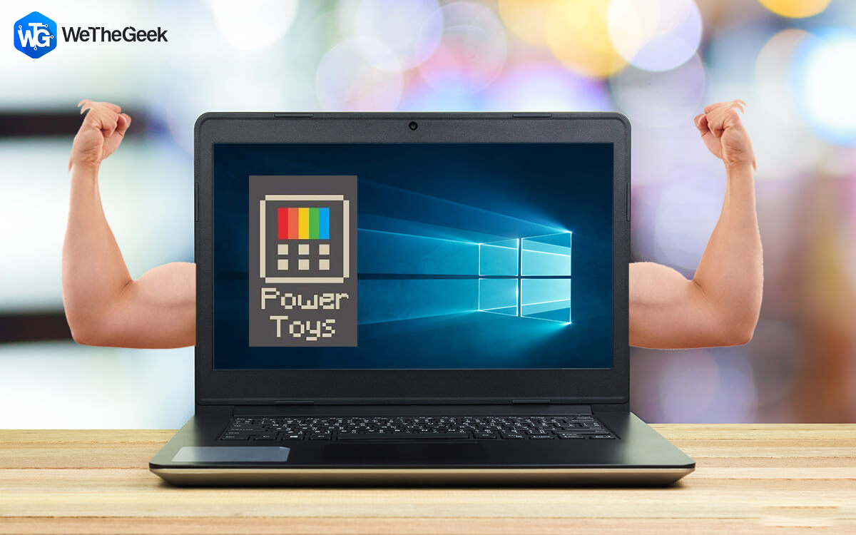What Are Microsoft Windows PowerToys?