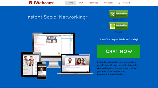 10 video chat sites top Omegle Video