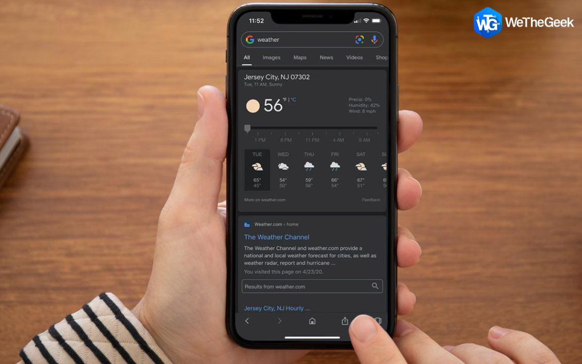 Google's Search App Finally Gets Dark Mode for Android and iOS