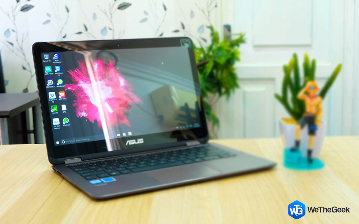 How To Fix ASUS Laptop Screen Flickering?