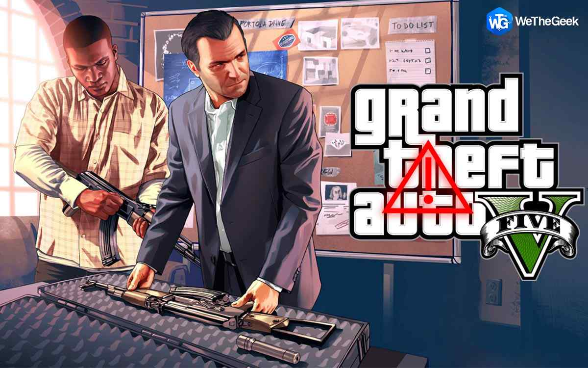 How To Fix GTA 5 Not Launching On Windows PC: Top 4 Ways