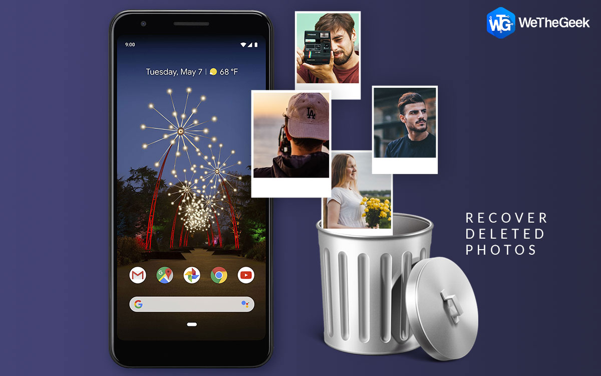 Can I Recover Deleted Photos On Android Device?