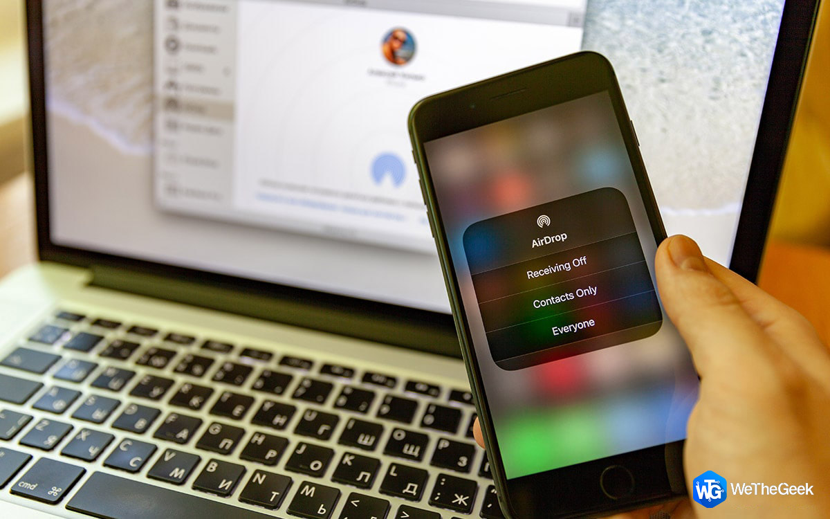 Fix AirDrop Not Working On iPhone/iPad (2021 Solutions)