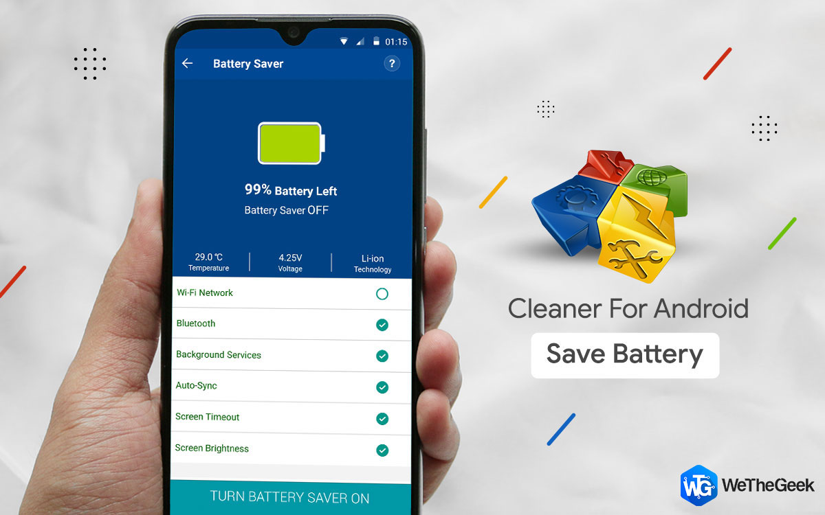 Fast Fix For Android Battery Draining Issues