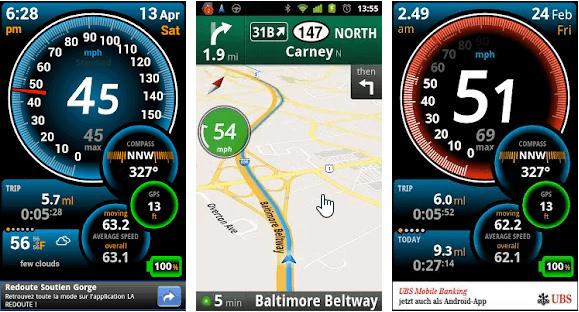 Ulysse Tachometer-App