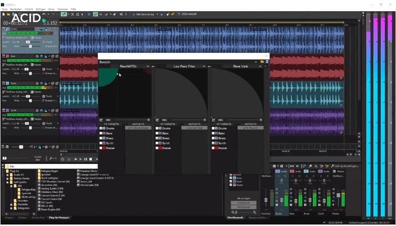 AcidPro – Bestes Autotune-Tool für kreative Musiker