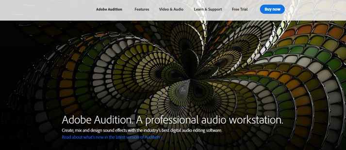 Adobe Audition Creative Cloud