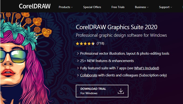 CorelDRAW-Grafiksuite