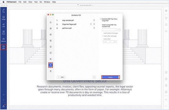Einfaches Bearbeiten von PDFs auf dem Mac mit dem PDF-Editor-Programm