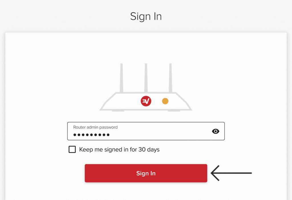 Express-VPN verbindet sich nicht