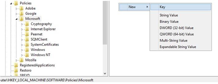 Microsoft-Ordner