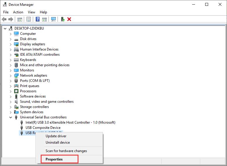 System unterbricht hohe CPU-Auslastung