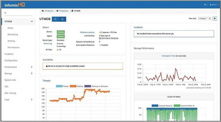 Informix von IBM