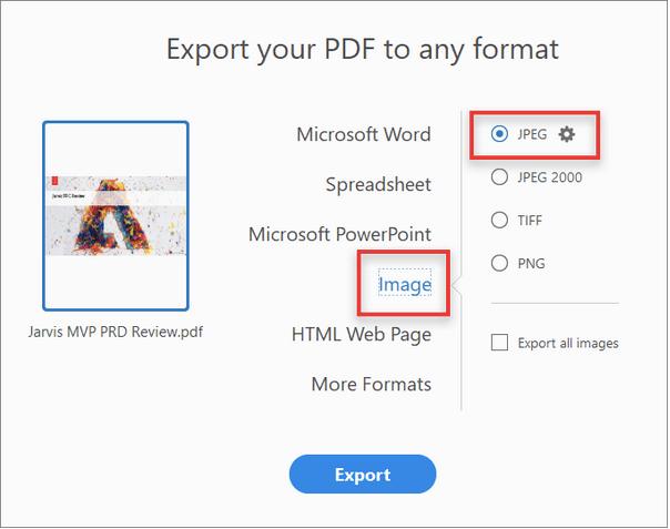 So konvertieren Sie PDF in JPG auf einem Mac