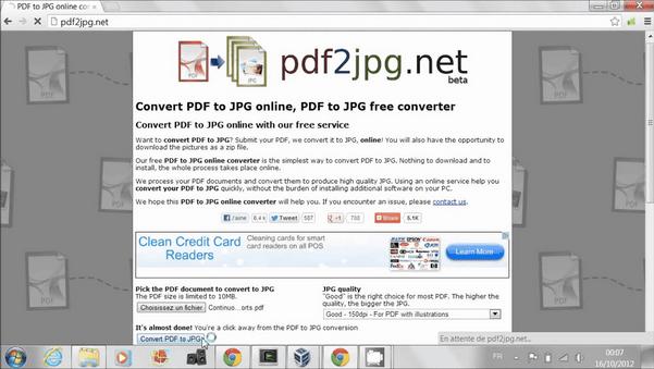 Verwenden Sie ein Online-Dateikonverter-Tool