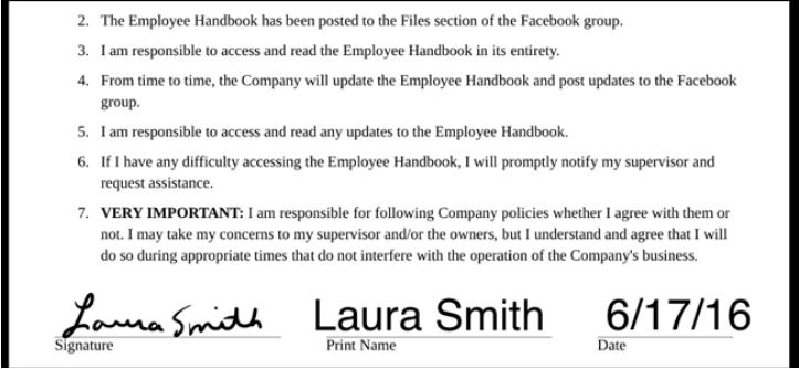 So signieren Sie Dokumente in Mail mit dem Mac