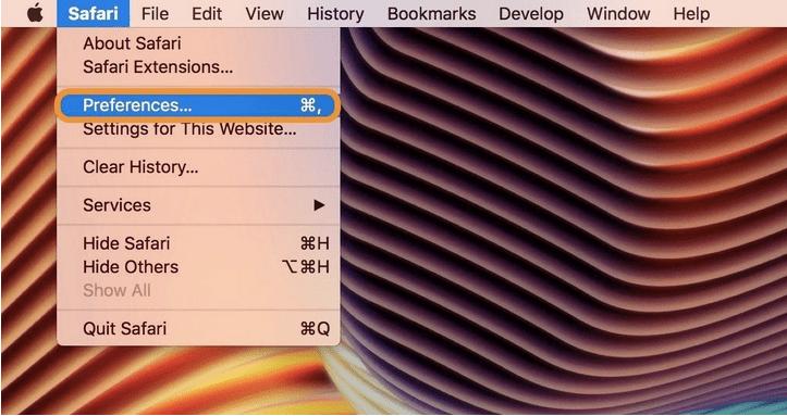 So finden, anzeigen und bearbeiten Sie Passwörter auf dem Mac