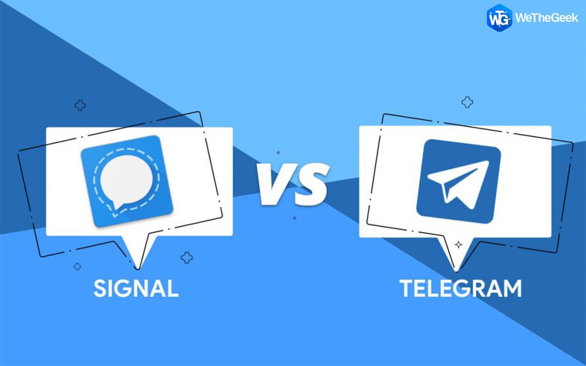 Signal vs Telegram: Which Is The Best WhatsApp Alternative?