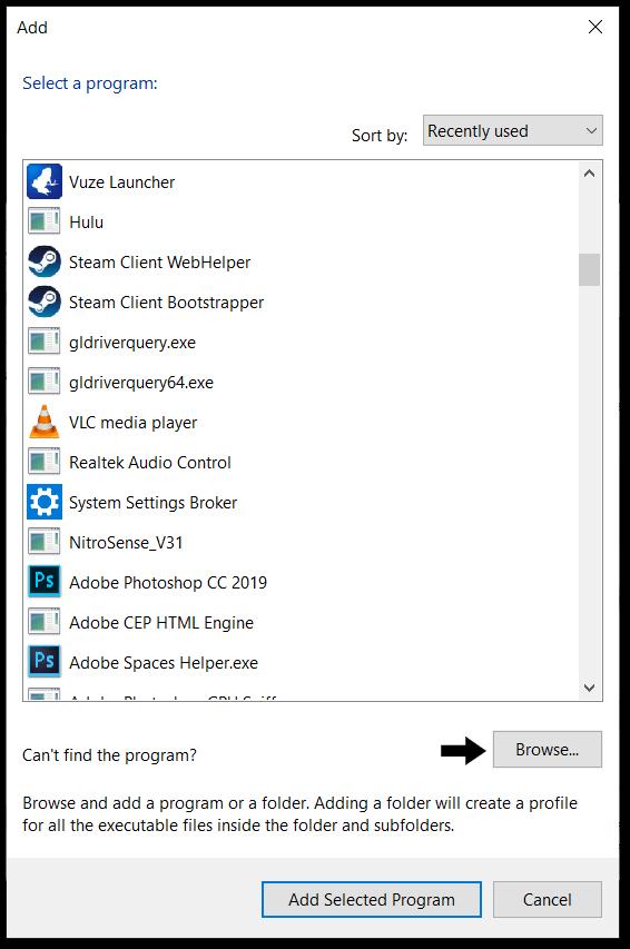 Fix Zoom Share Screen funktioniert nicht
