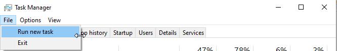 Dell Laptop-Bildschirm wird schwarz, läuft aber immer noch