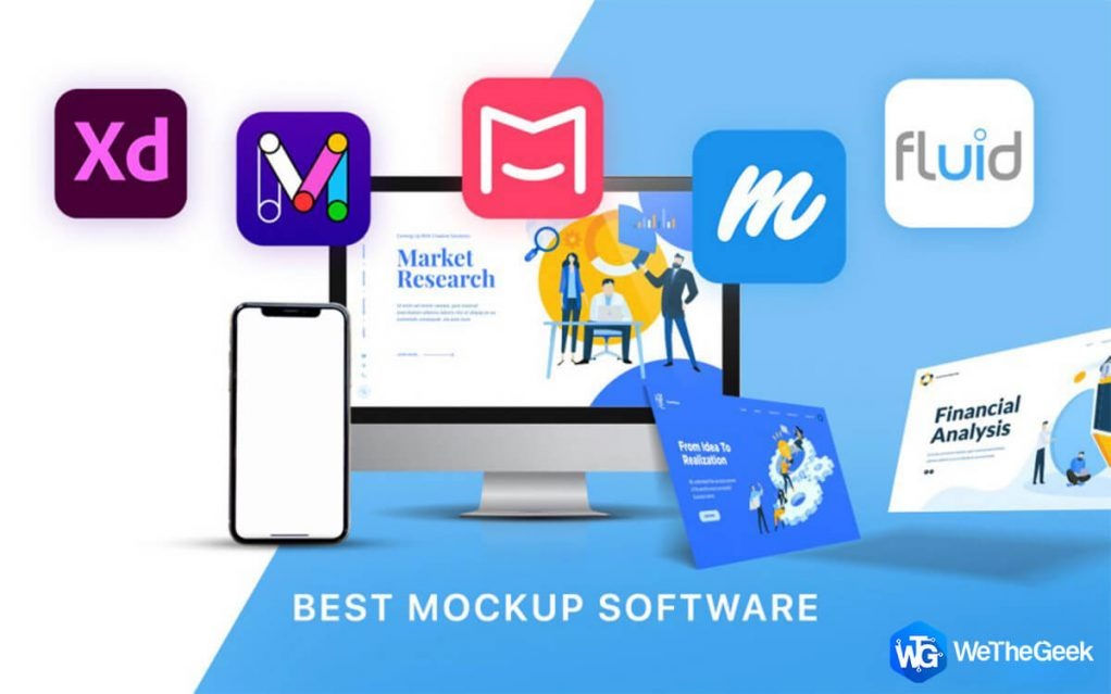 Top 10 Best Mockup Software And Wireframe Tools Of 2021
