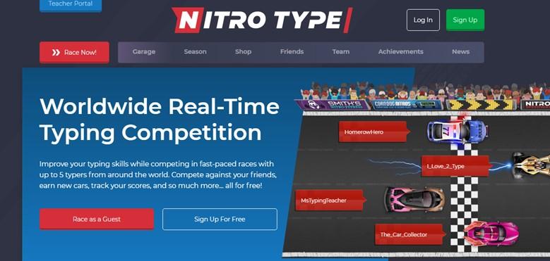 Nitro-Typ