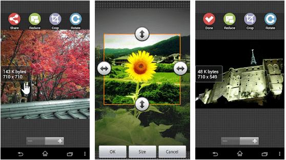 Beste Foto-Resizer-Apps für Android