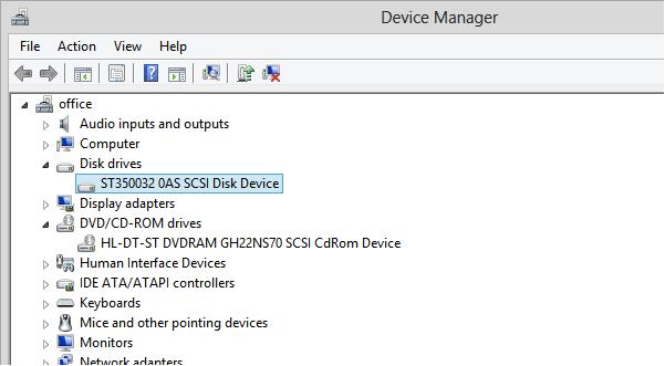 Zweite Festplatte nicht erkannt