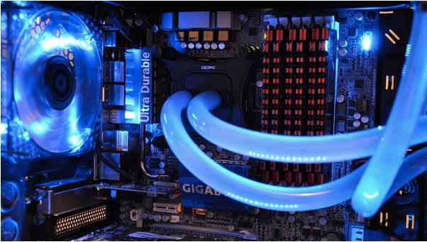 Übertakten der CPU unter Windows