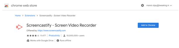 Online-Live-Screen-Recorder