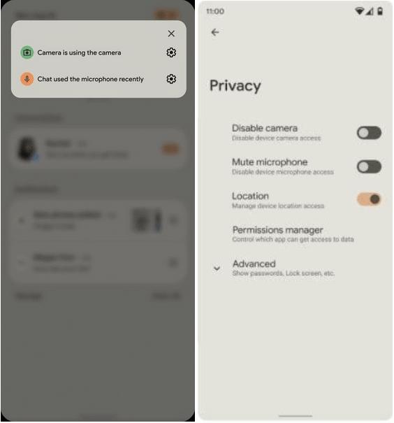 Предварительный просмотр разработчиков Android 12