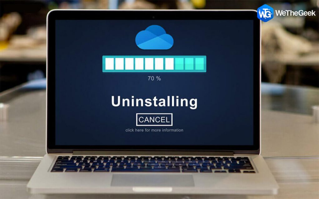 How to Uninstall OneDrive on Mac