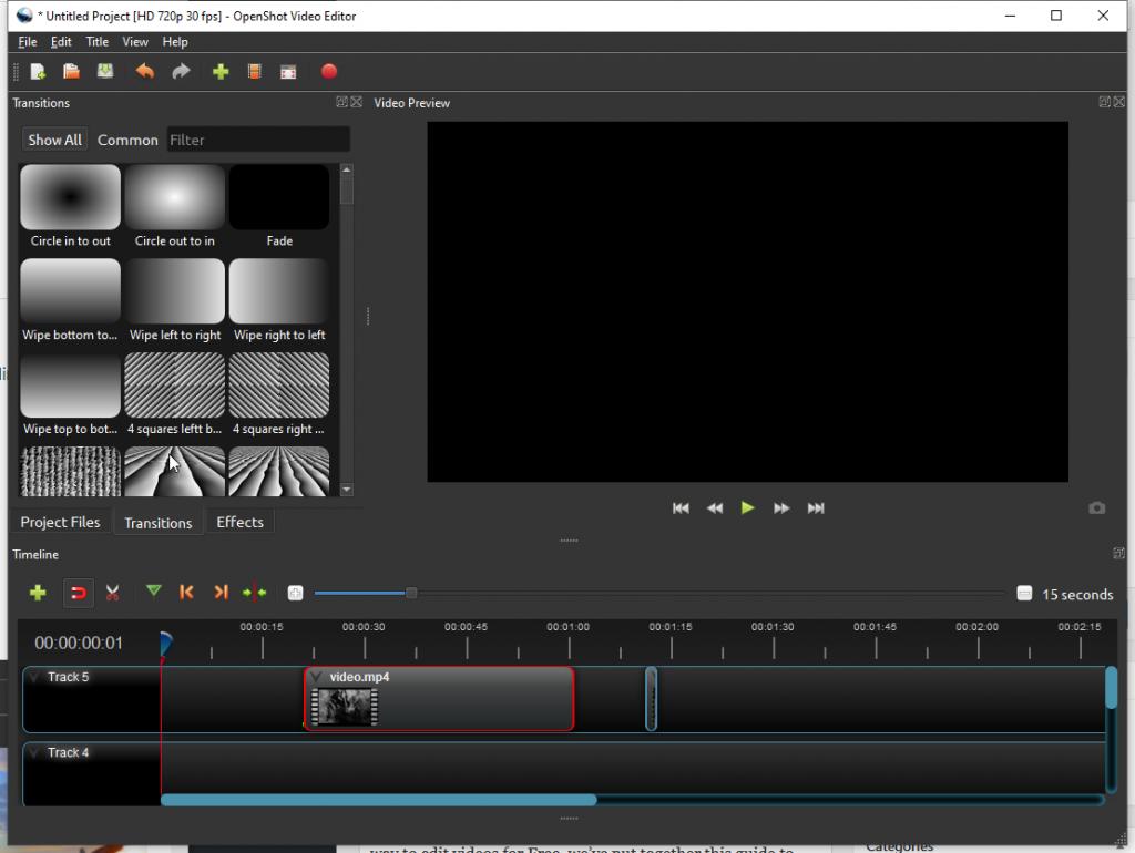 übergang-zu-videos-windows hinzufügen