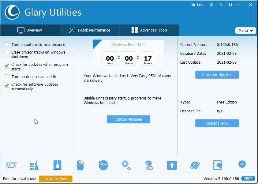 Glary Utilities 5