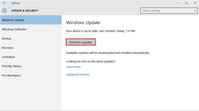 AVG не устанавливается в Windows 10