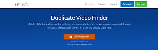 Ashisoft Duplicate Video Finder