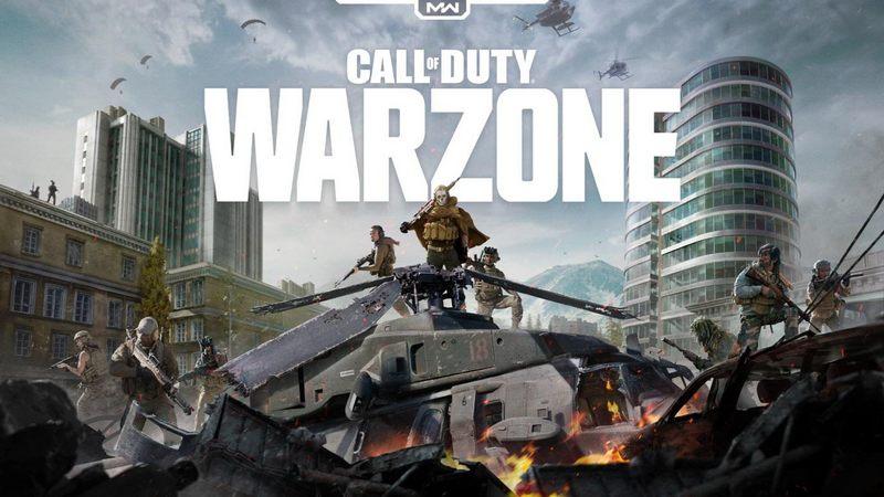 warzone застрял при проверке обновлений