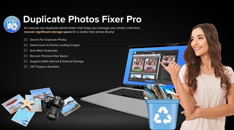 Дубликаты фотографий Fixer Pro