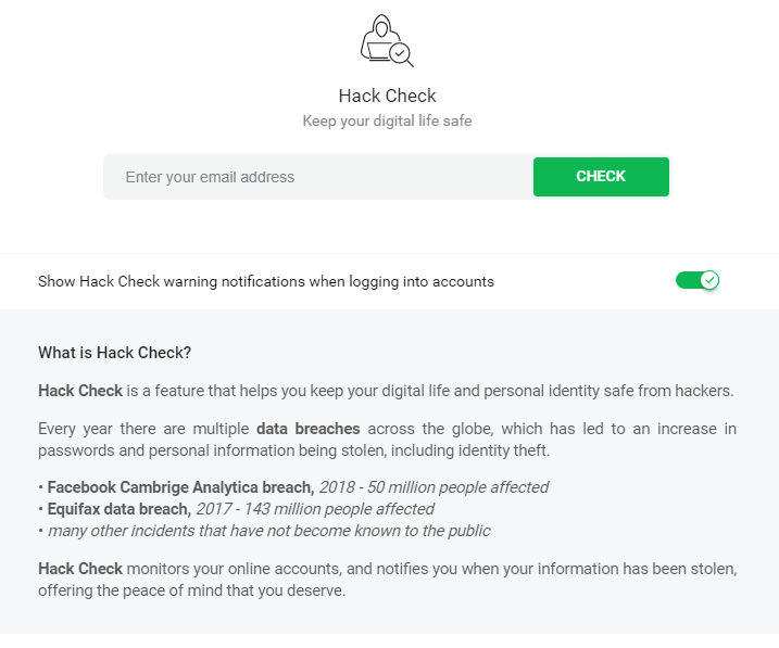 Hack-Check