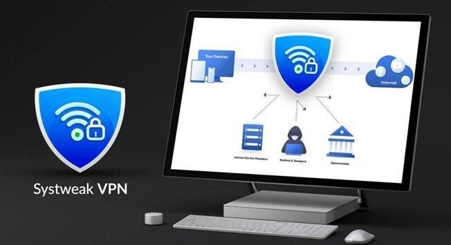 Установить VPN