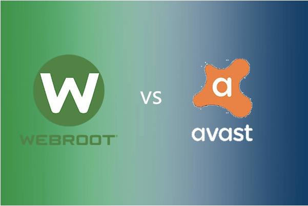 Webroot лучше Avast?