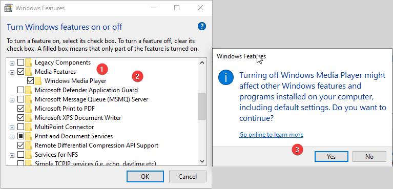 Проигрыватель Windows Media не отвечает