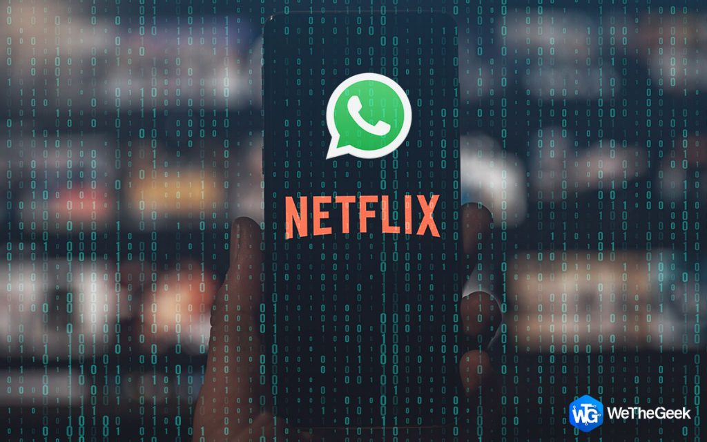 Fake Android app used Netflix's brand name and sent Whatsapp messages automatically