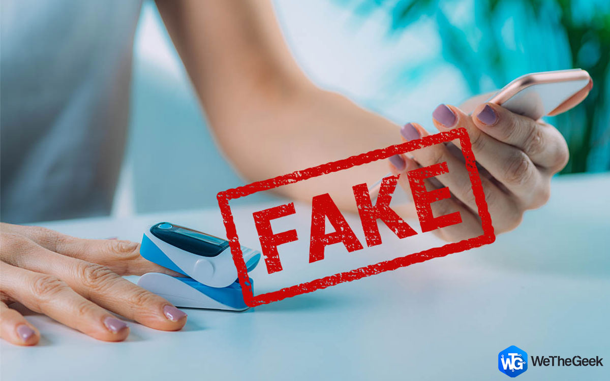 Beware – Fake Oximeter Apps Can Steal Your Online Identity
