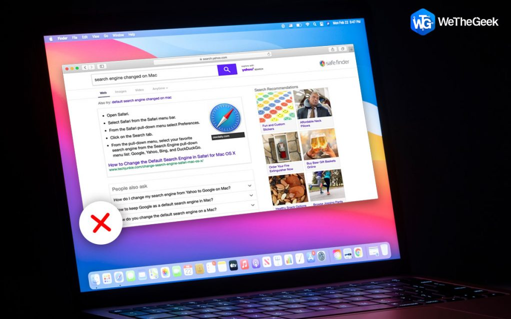 How to Remove Yahoo Search Redirect Virus (Windows & Mac)