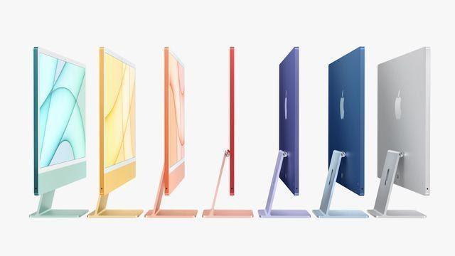 M1 iMacs