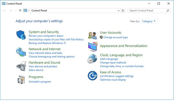 Windows Defender aktivieren